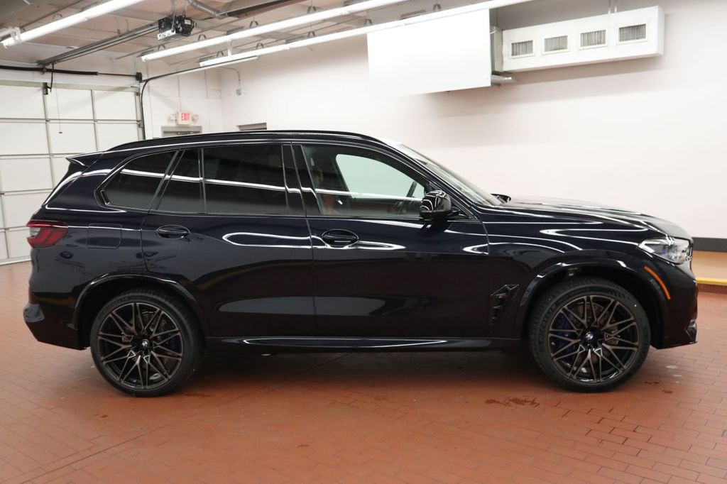 New 2021 BMW X5 M Sports Activity Vehicle