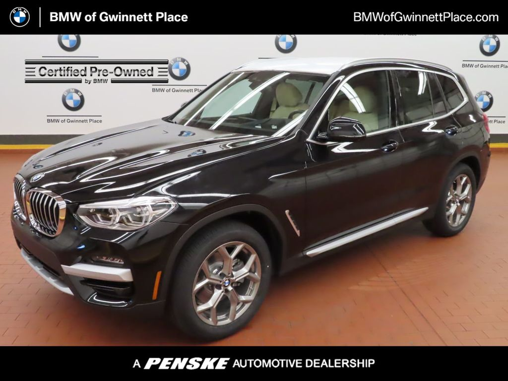 2021 BMW X3 Lease Special Only $549/Mo!