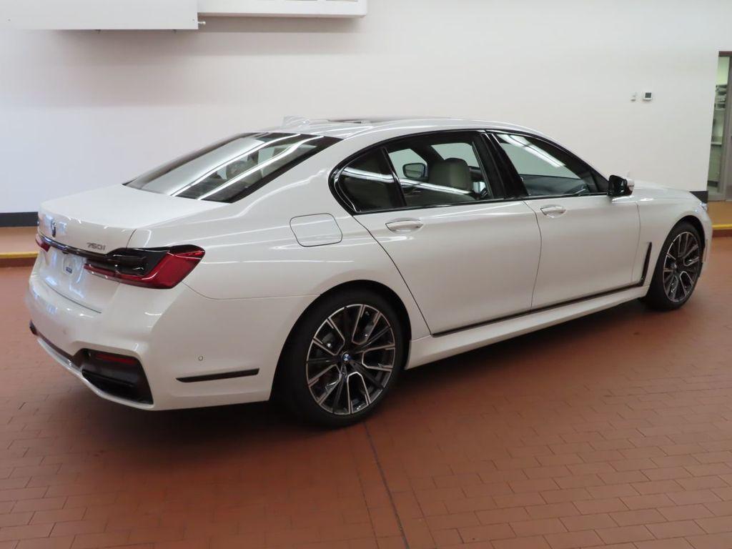 New 2021 BMW 7 Series 750i xDrive