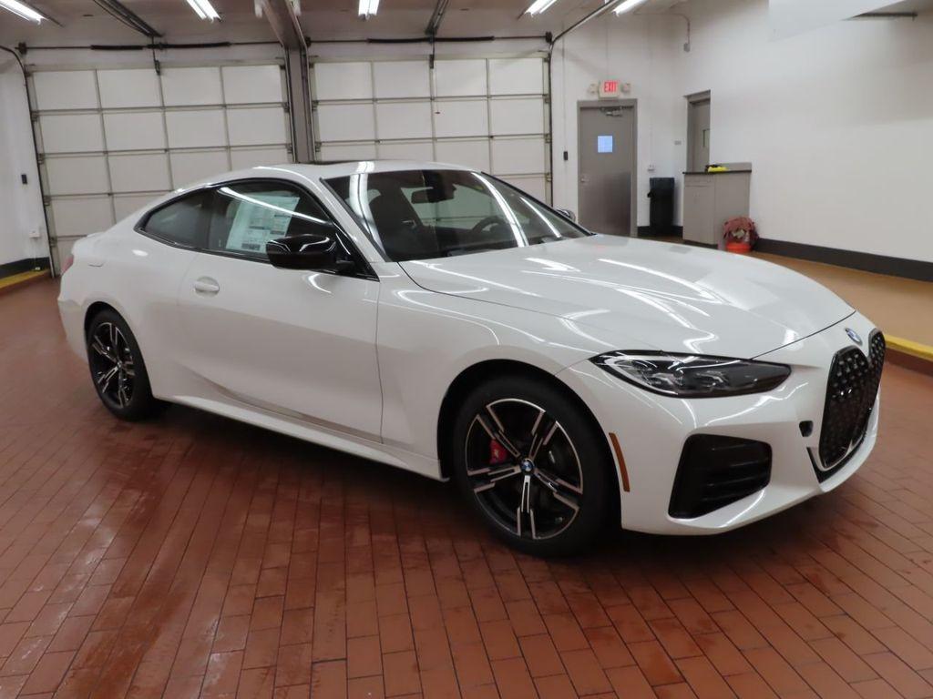 New 2021 BMW 4 Series M440i xDrive