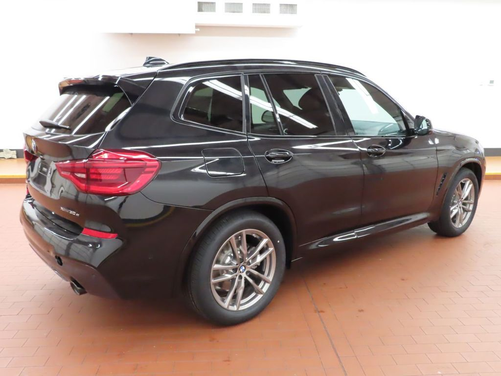 New 2021 BMW X3 xDrive30e