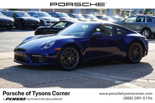 Porsche Dealers In Va >> 2020 New Porsche 911 Carrera S Coupe At Tysons Penske