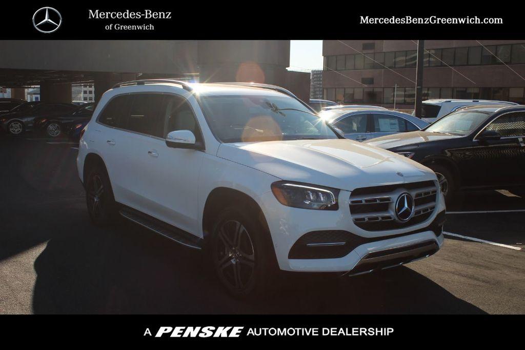New 2020 Mercedes-Benz GLS GLS 450