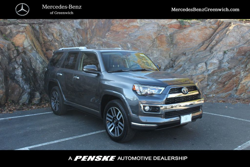 Pre-Owned 2018 Toyota 4Runner TRD Off Road 4WD