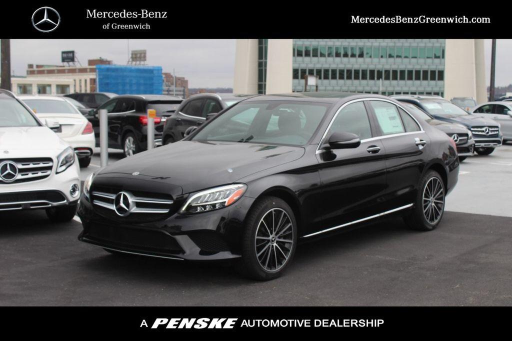 Pre-Owned 2020 Mercedes-Benz C-Class C 300 4MATIC® Sedan