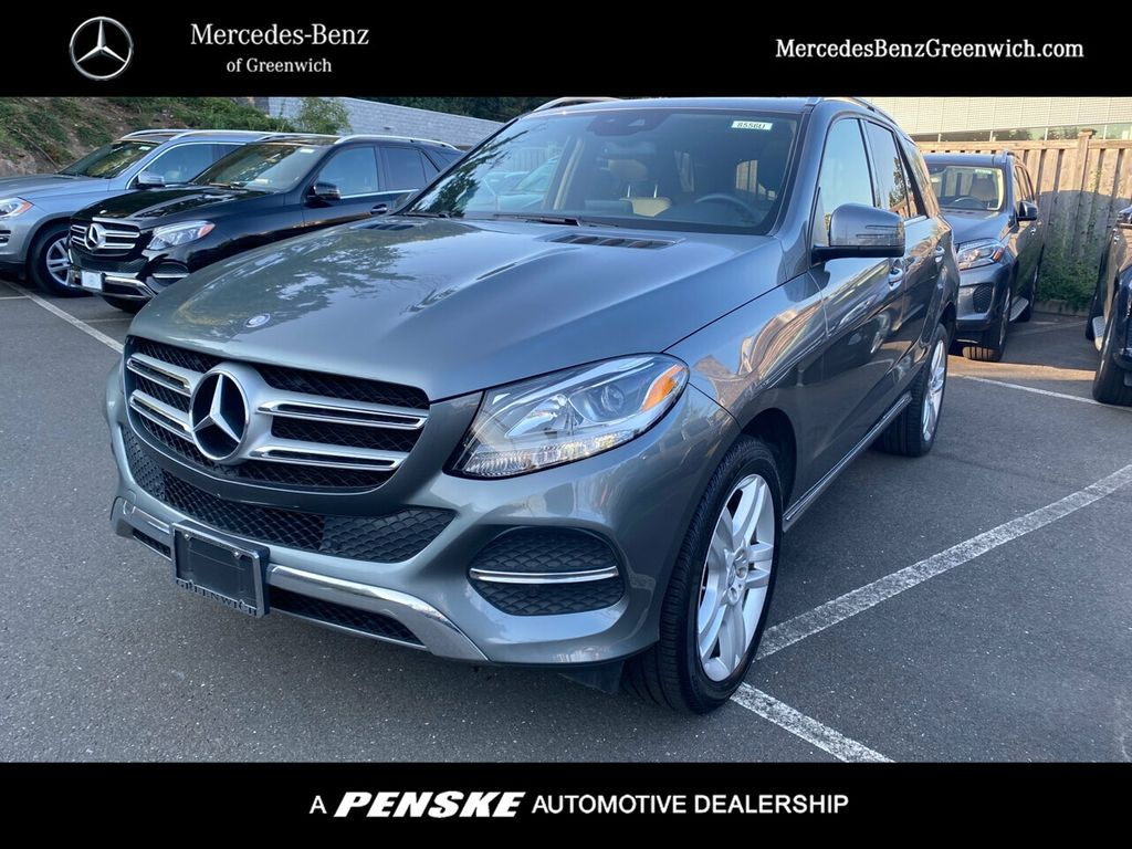 certified pre owned 2017 mercedes benz gle gle 350 4matic suv suv in greenwich a826296b mercedes benz of greenwich mercedes benz of greenwich