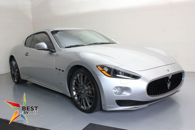 Used Maserati Granturismo >> 2012 Used Maserati Granturismo 2dr Coupe S At Roadsport Serving San