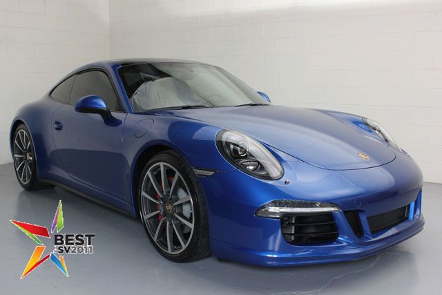 2014 Used Porsche 911 2dr Coupe Carrera 4s At Roadsport Serving San Jose Ca Iid 17947690
