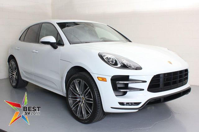 Porsche Macan Turbo >> 2017 Used Porsche Macan Turbo Awd At Roadsport Serving San Jose Ca Iid 18953358