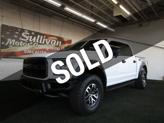 Used Ford Raptor >> 2018 Used Ford F 150 Raptor 4wd Supercrew 5 5 Box At Sullivan Motor Company Inc Serving Phoenix Mesa Scottsdale Az Iid 19454680