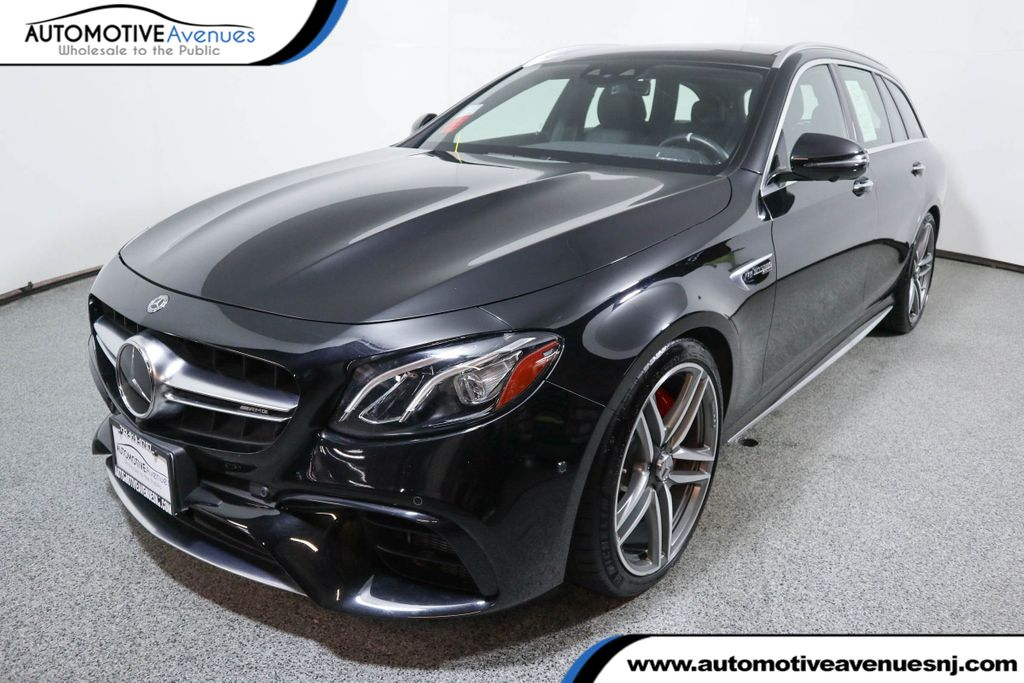 Pre-Owned 2018 Mercedes-Benz E-Class AMG® E 63 S 4MATIC Wagon w/ AMG® Premium Package