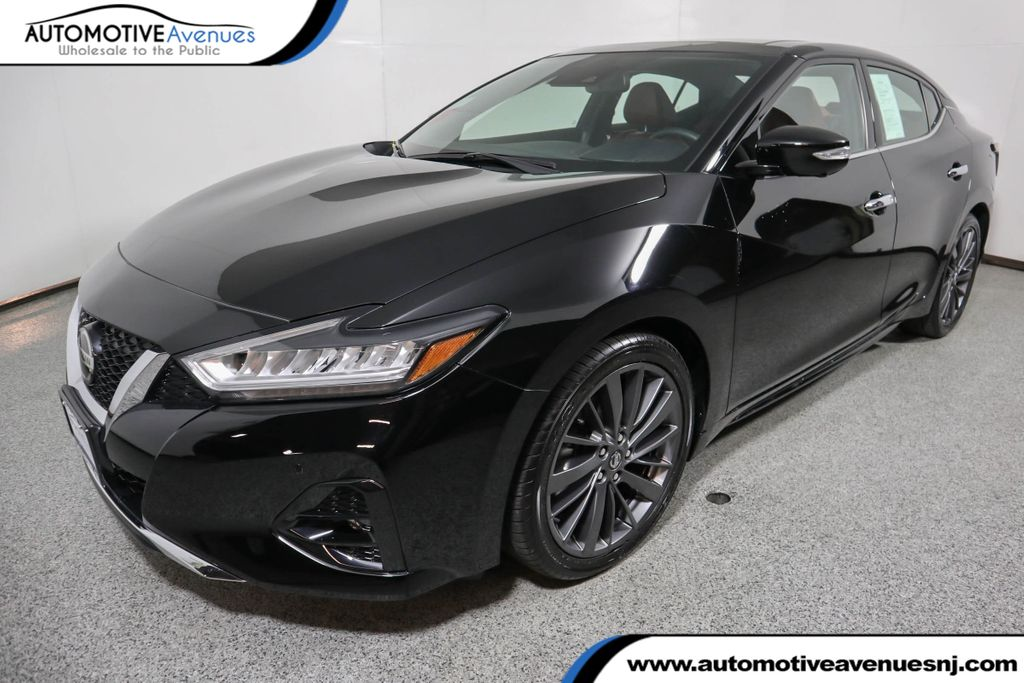 Pre-Owned 2019 Nissan Maxima Platinum 3.5L w/ Reserve Package