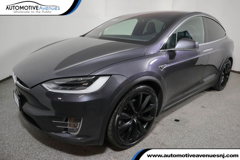 Pre-Owned 2016 Tesla Model X AWD 4dr 90D w/ Premium Upgrades and Subzero Weather Pkgs
