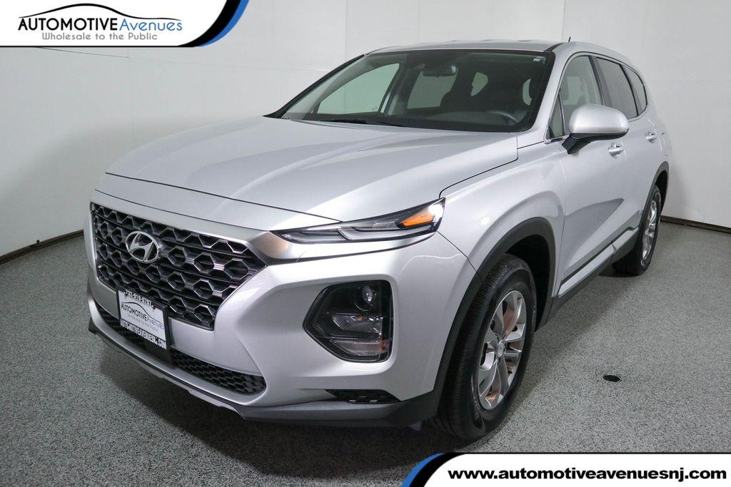 Pre-Owned 2019 Hyundai Santa Fe SE 2.4L Automatic AWD