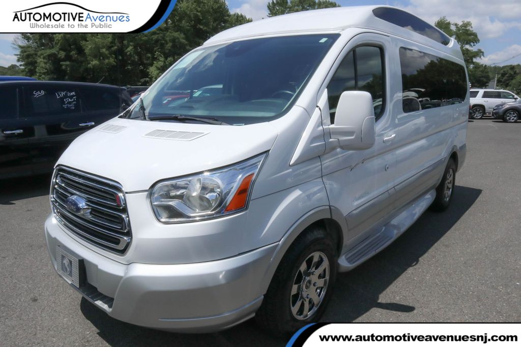 2017 Used Ford Transit Wagon T-350 148