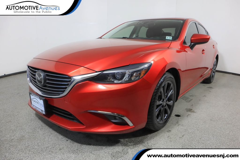 Pre-Owned 2016 Mazda6 4dr Sedan Automatic i Grand Touring w/ Technology Package