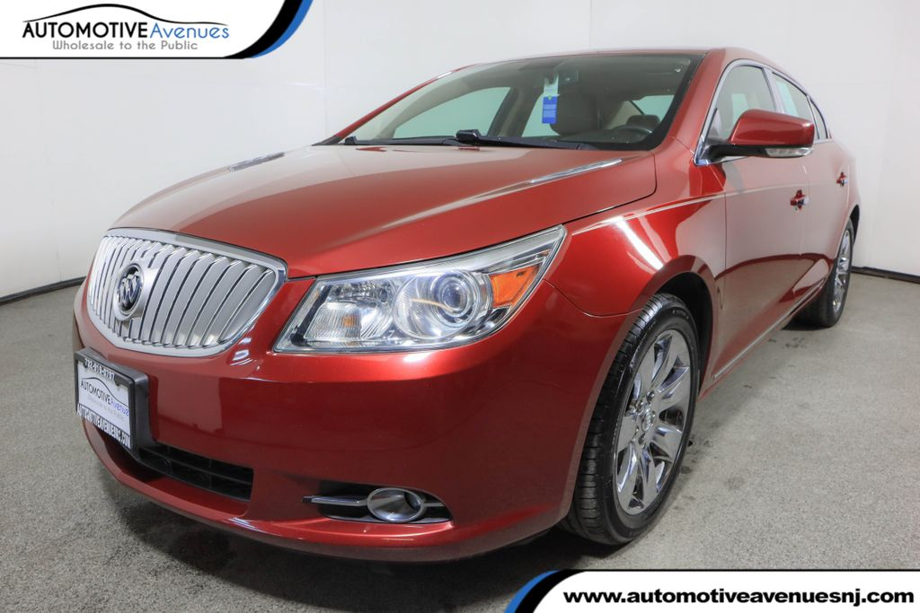 Pre-Owned 2011 Buick LaCrosse 4dr Sedan CXL w/ Driver Confidence Package