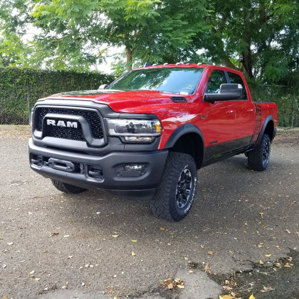 2019 New Ram 2500 Power Wagon 4x4 Crew Cab 6'4