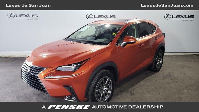 New 2021 Lexus NX FWD