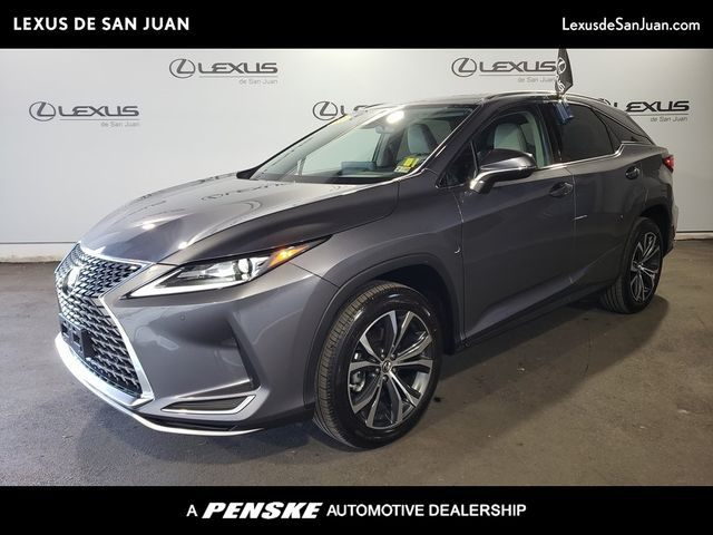 Pre-Owned 2021 Lexus RX RX 350 AWD