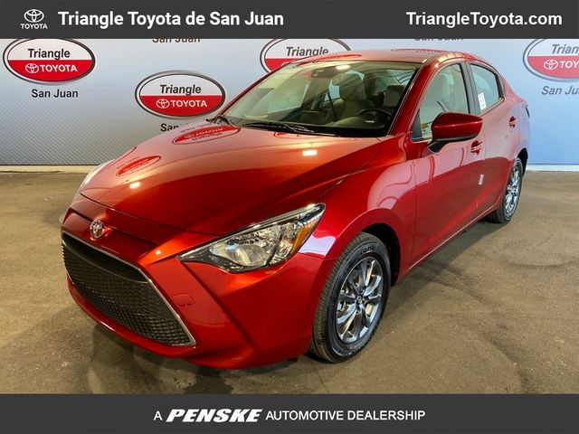 New 2020 Toyota Yaris Sedan L Automatic