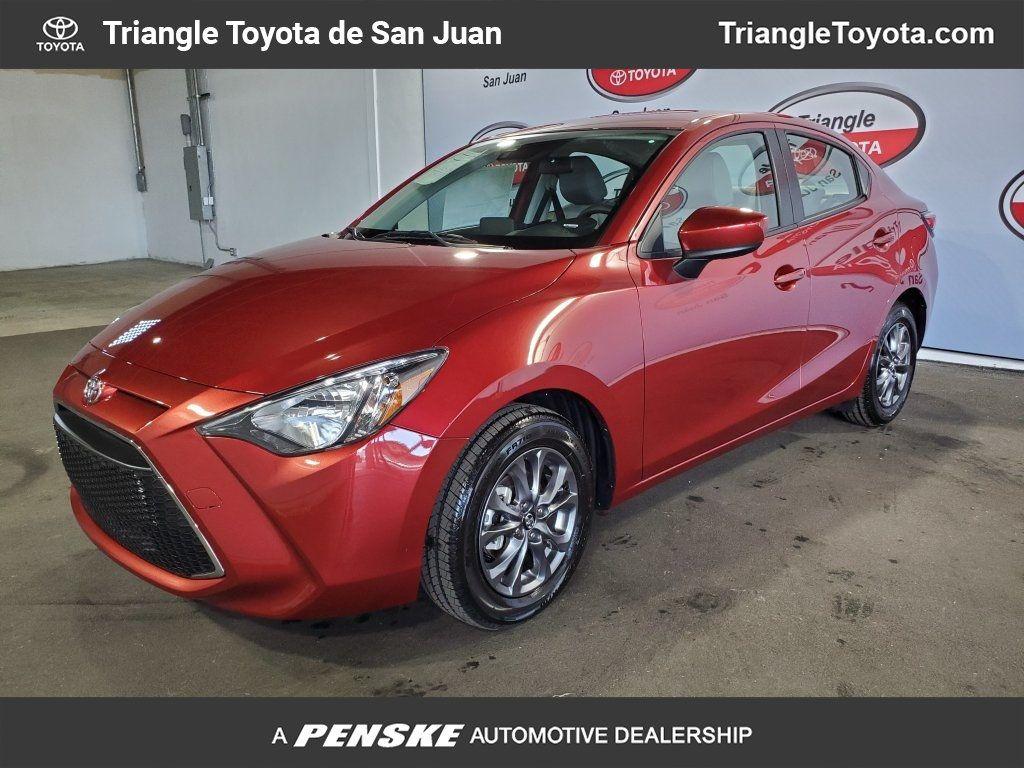 New 2020 Toyota Yaris Sedan MIS 1.5L 6AT