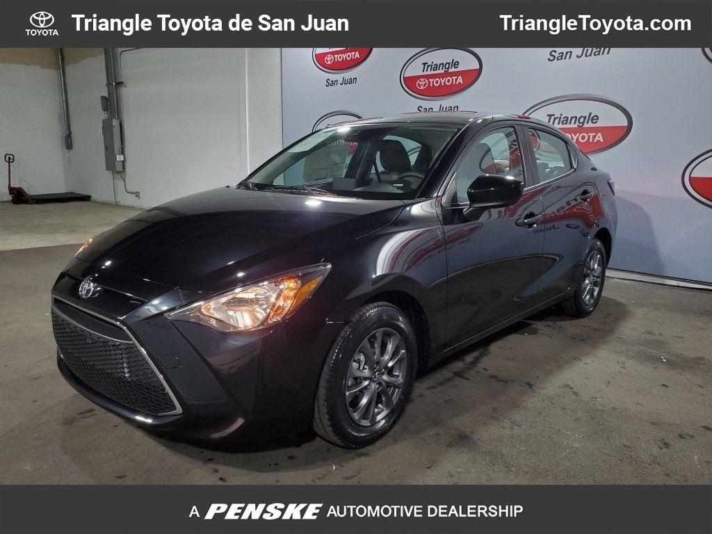 New 2020 Toyota Yaris Sedan AN MID 1.5L 6AT