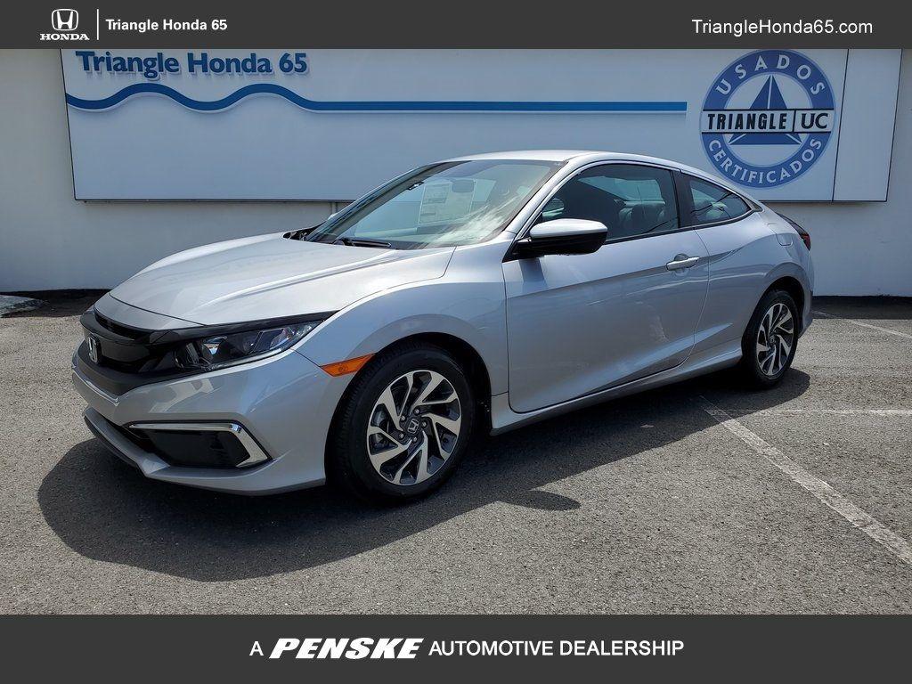 New 2020 Honda Civic Coupe LX With A Bonus Of $2,500.00!!!