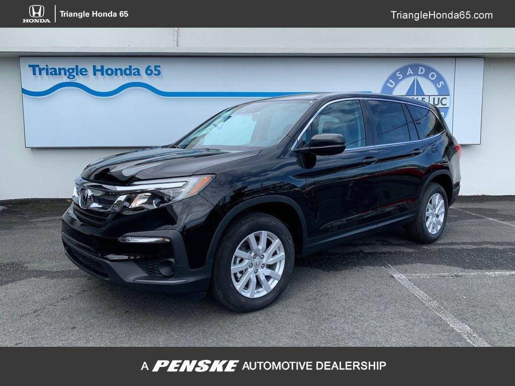 ¡¡¡Nueva 2020 Honda Pilot LX 2WD Por Solo $38,995.00!!!