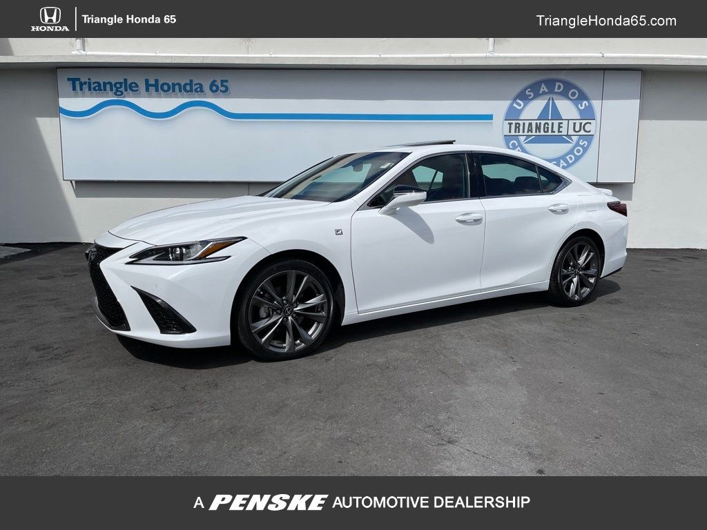 Pre-Owned 2020 Lexus ES ES 350 F SPORT For Only $52,995.00!!!