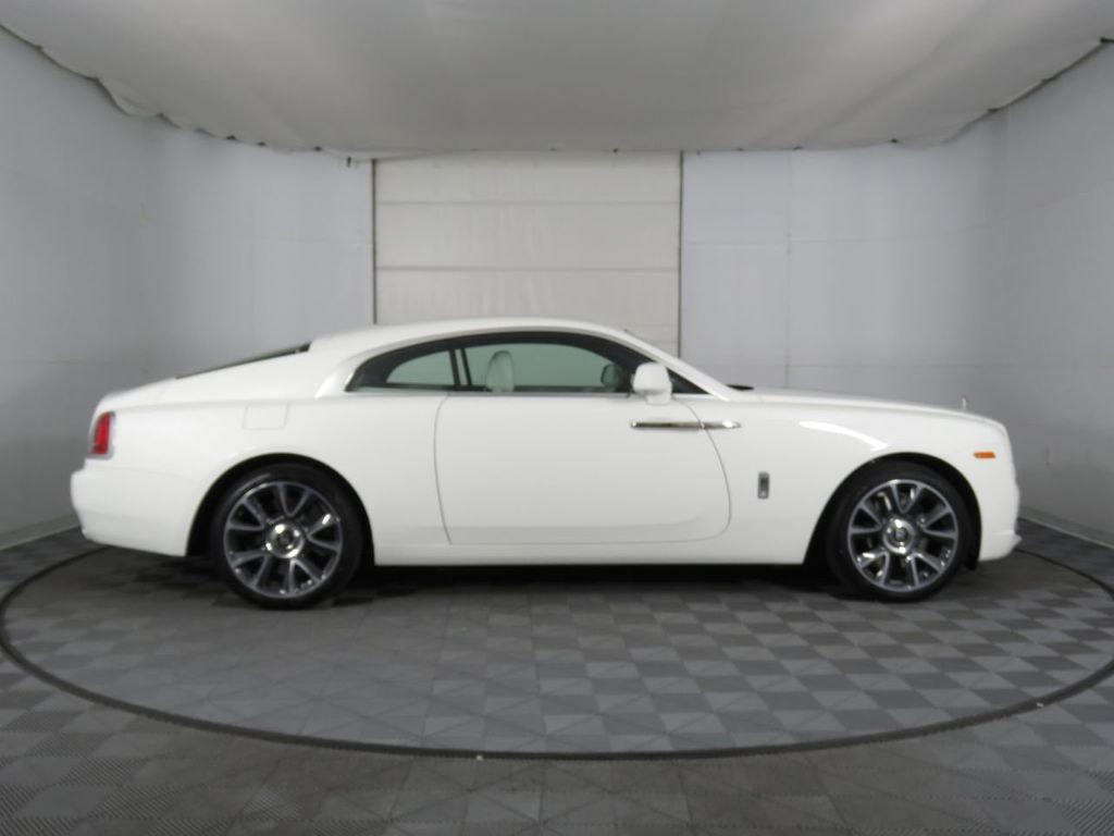New 2020 Rolls-Royce Wraith Coupe