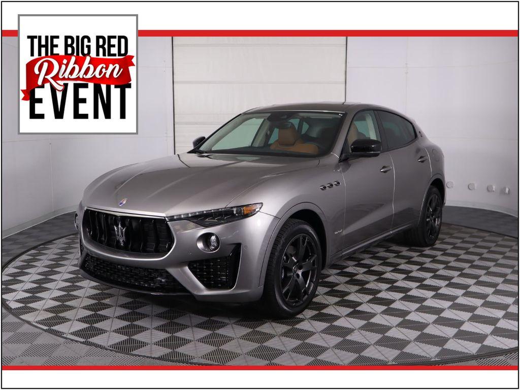 New 2020 Maserati Levante GranSport 3.0L