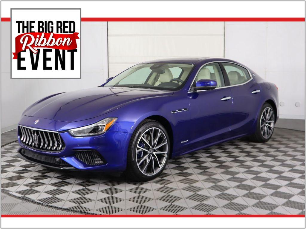 New 2020 Maserati Ghibli GranSport 3.0L