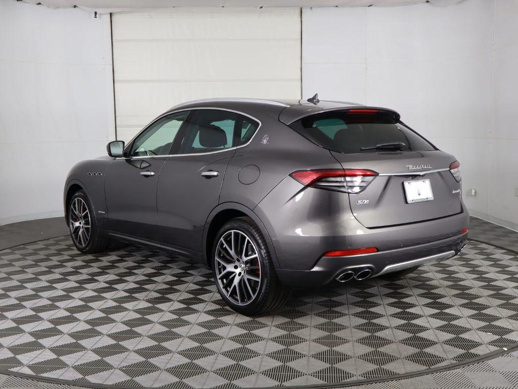 New 2021 Maserati Levante S GranLusso 3.0L
