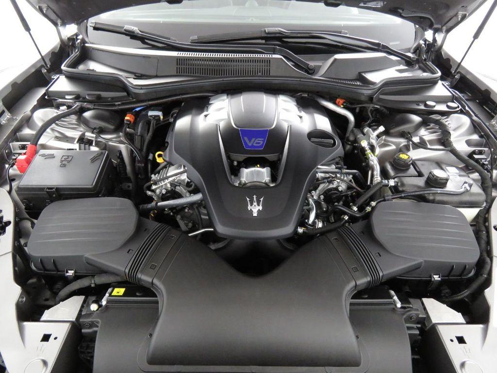 New 2021 Maserati Ghibli S GranSport 3.0L