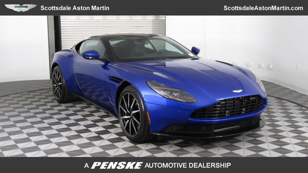 New 2019 Aston Martin DB11 V8 Coupe