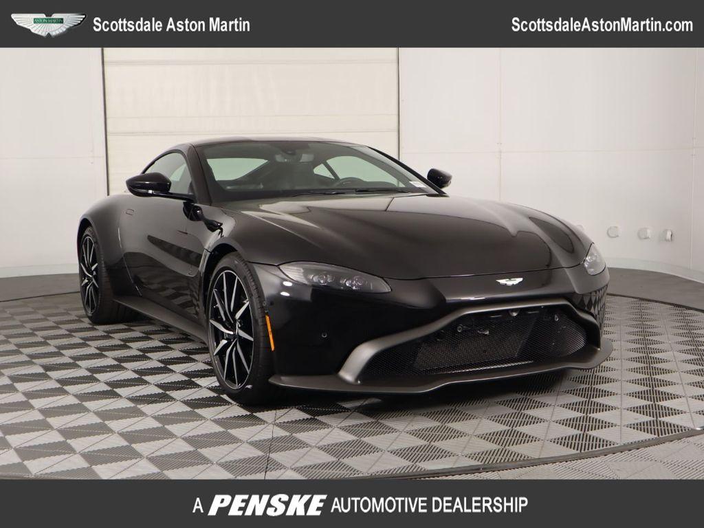 New 2020 Aston Martin Vantage Coupe In Phoenix Am0200 Penske