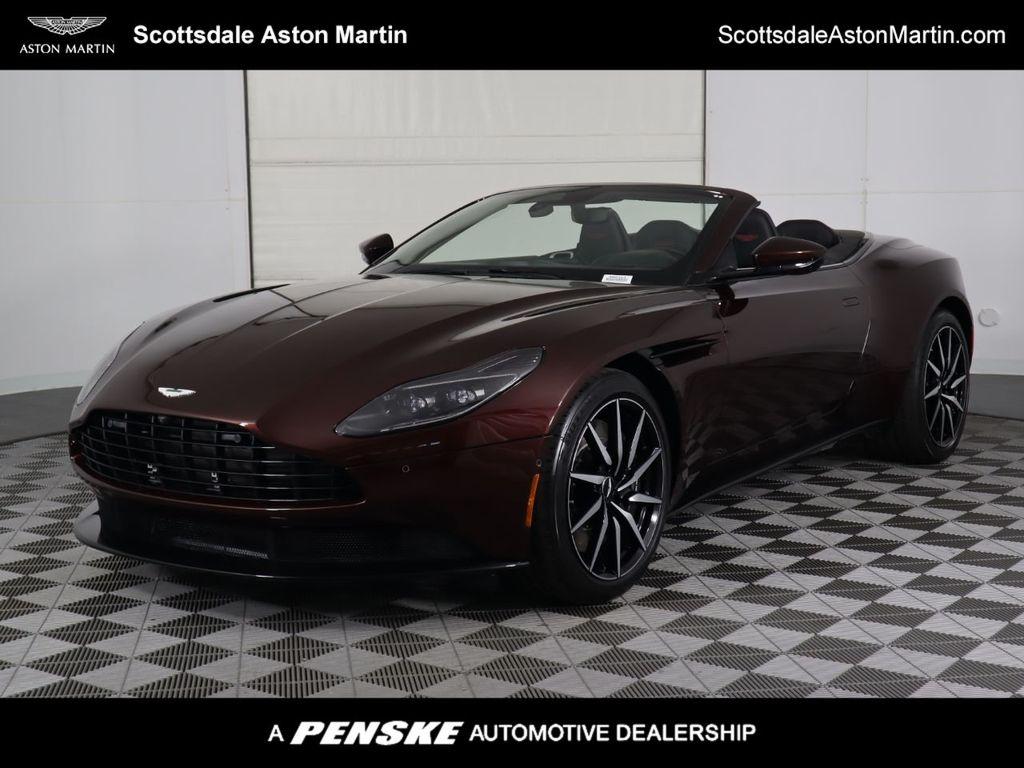 New 2020 Aston Martin DB11