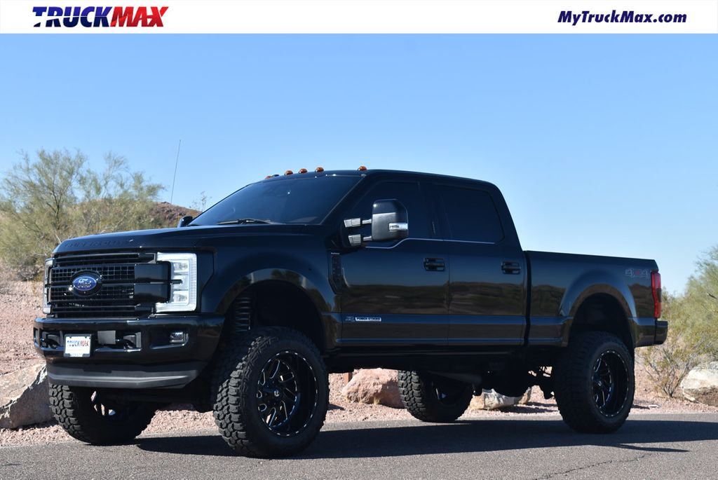 Lifted Ford F250 >> 2017 Used Ford Super Duty F 250 Srw Lifted Ford F250