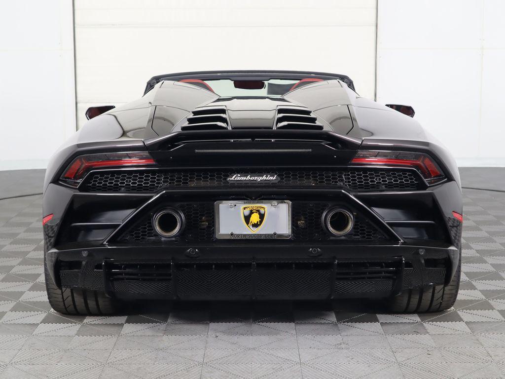 New 2020 Lamborghini Huracan EVO Spyder