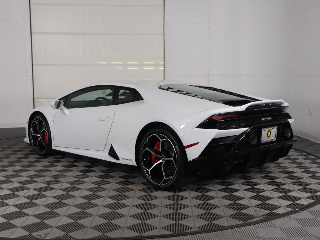 New 2020 Lamborghini Huracan EVO Coupe