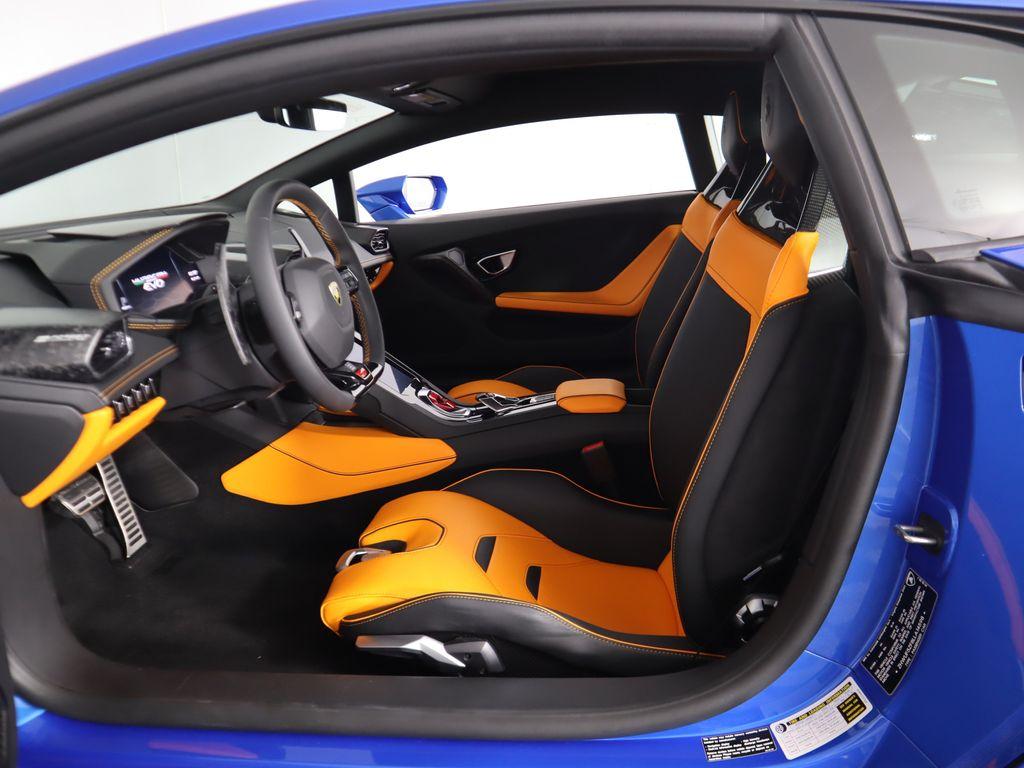 New 2020 Lamborghini Huracan EVO CPE RWD