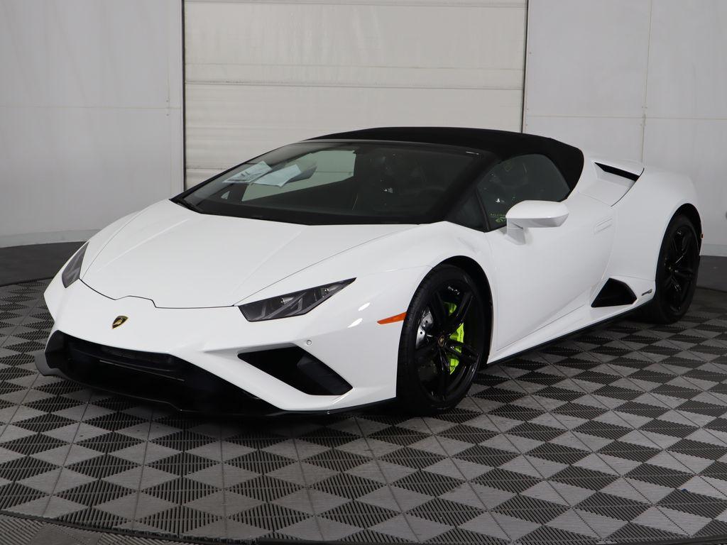 New 2020 Lamborghini Huracan HURICAN SPYDER