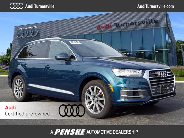 Certified Pre-Owned 2019 Audi Q7 KD004742