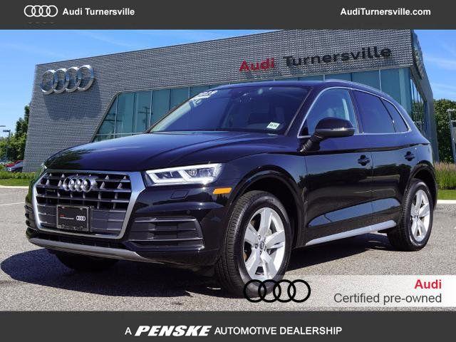 Pre-Owned 2019 Audi Q5 2.0T Premium Plus