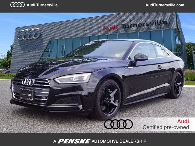 Pre-Owned 2019 Audi A5 Coupe 2.0T Premium Plus