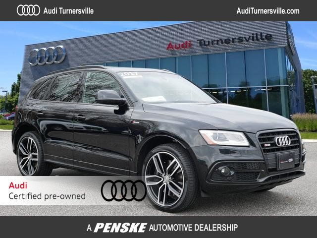 Certified Pre-Owned 2017 Audi SQ5 3.0 TFSI Premium Plus