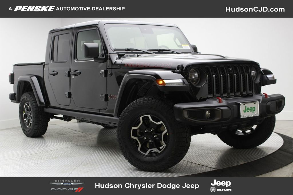 New 2020 Jeep Gladiator Rubicon 4x4 Truck At Hudson Chrysler Jeep