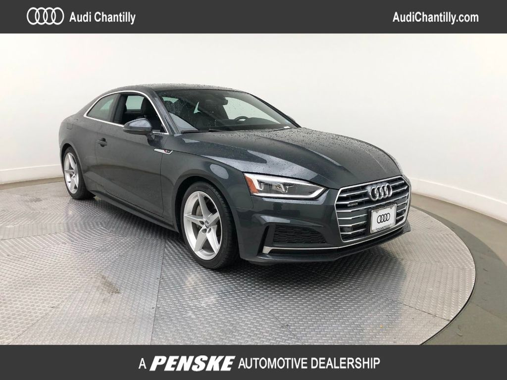 Certified Pre-Owned 2019 Audi A5 Coupe 2.0T Premium Plus