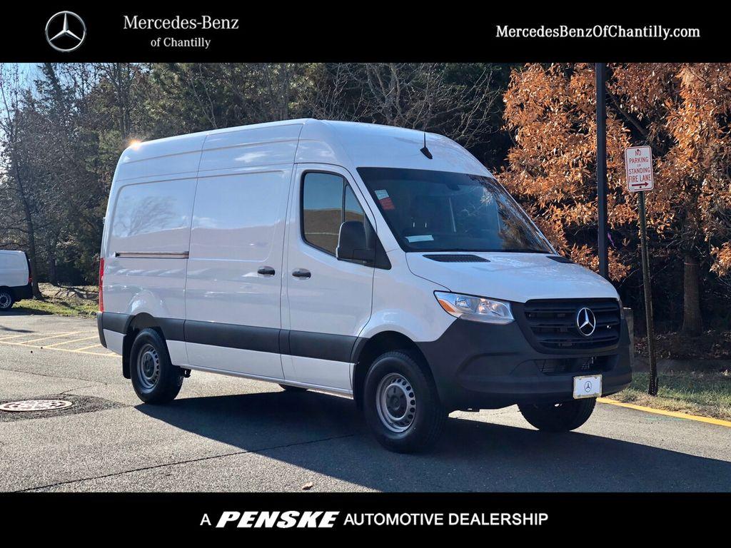 New 2019 Mercedes-Benz Sprinter 1500 Cargo Van